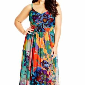 Tropical Chic Dresses